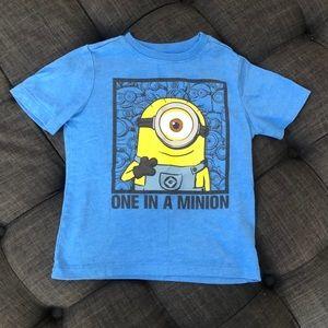 Super Cute Minion Shirt